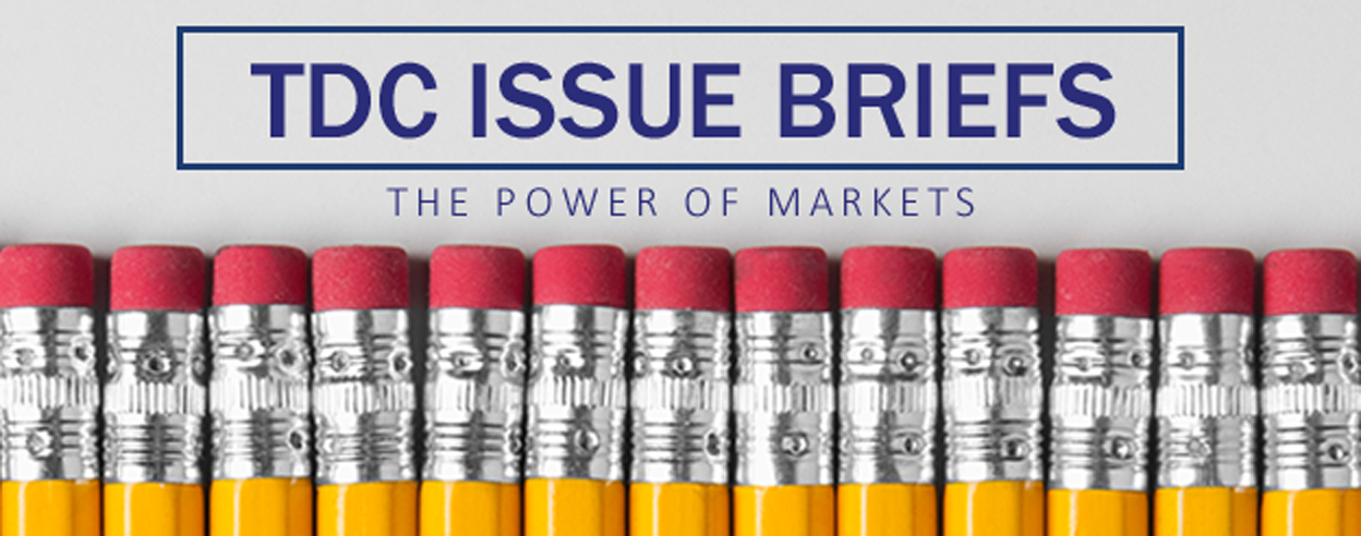 TDC Issue Briefs: The Power of Markets