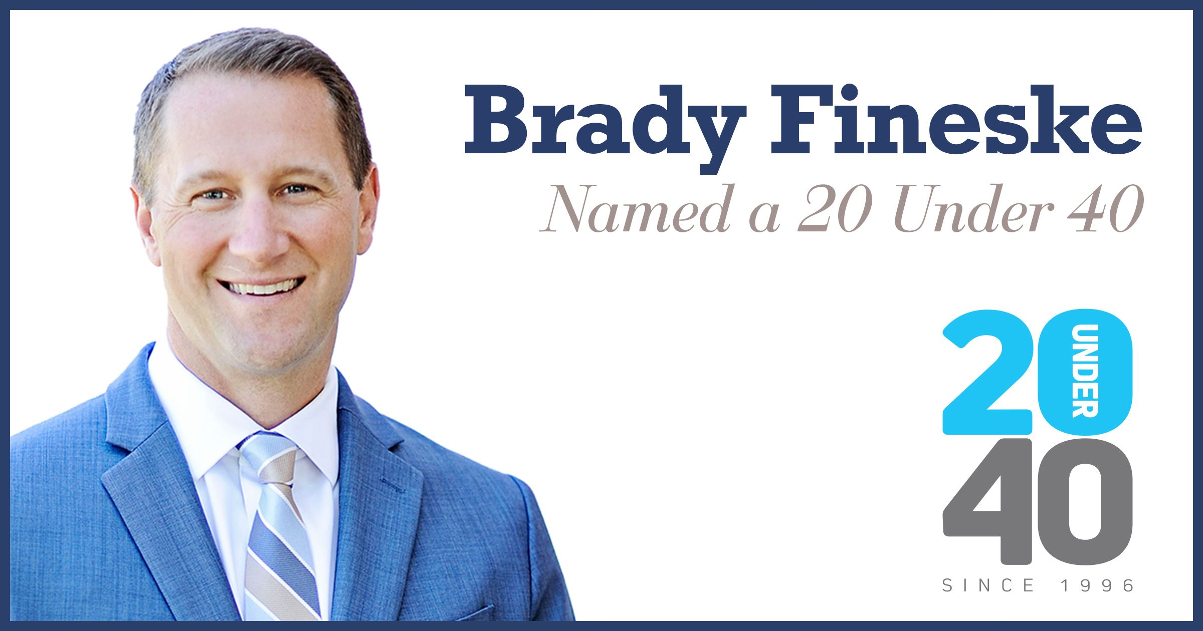 TDC Investment Advisory President - 20 Under 40
