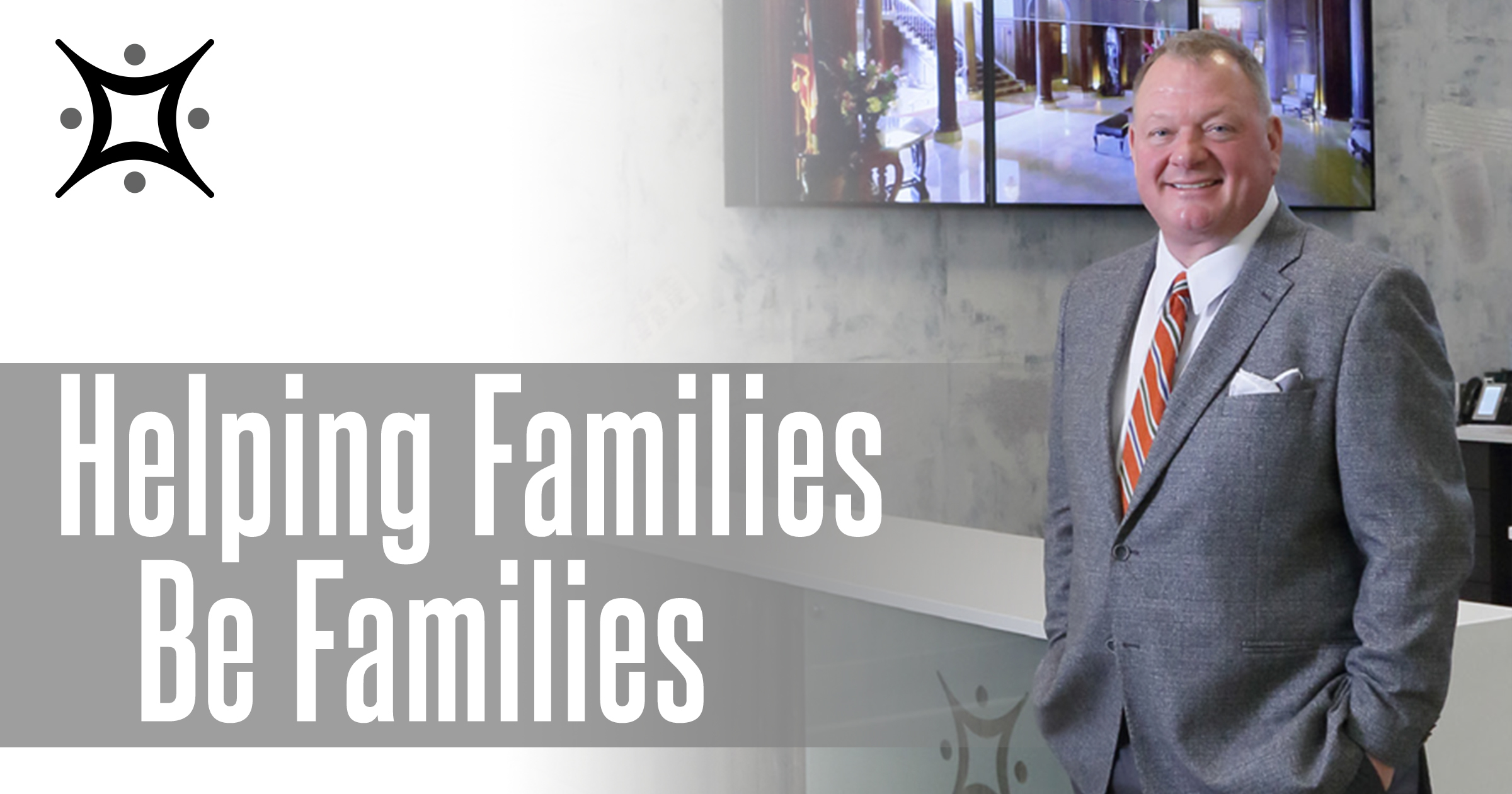 "Cleves Delp ""Helping Families Be Families"""