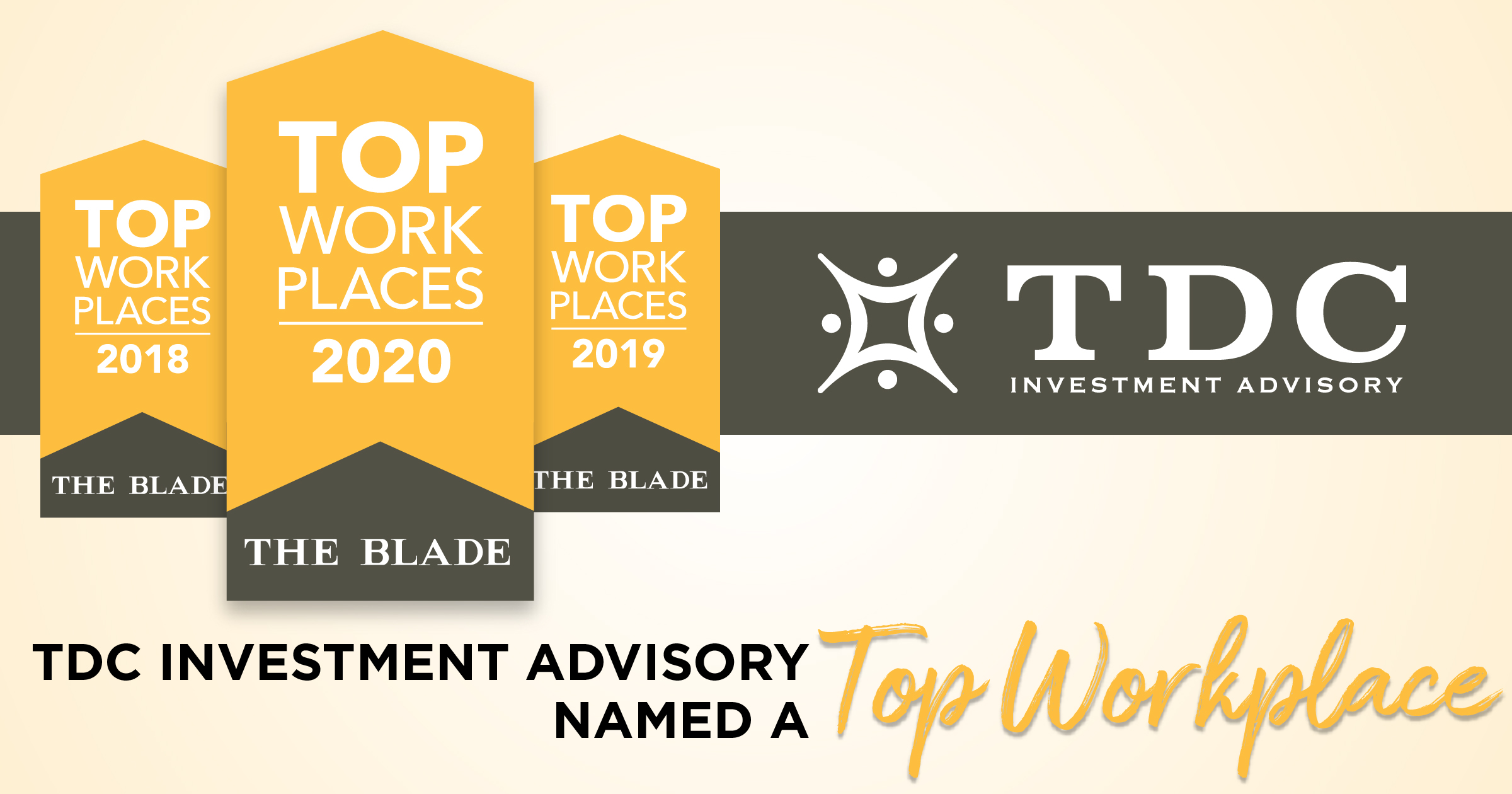 2020 Top Workplace Announcement