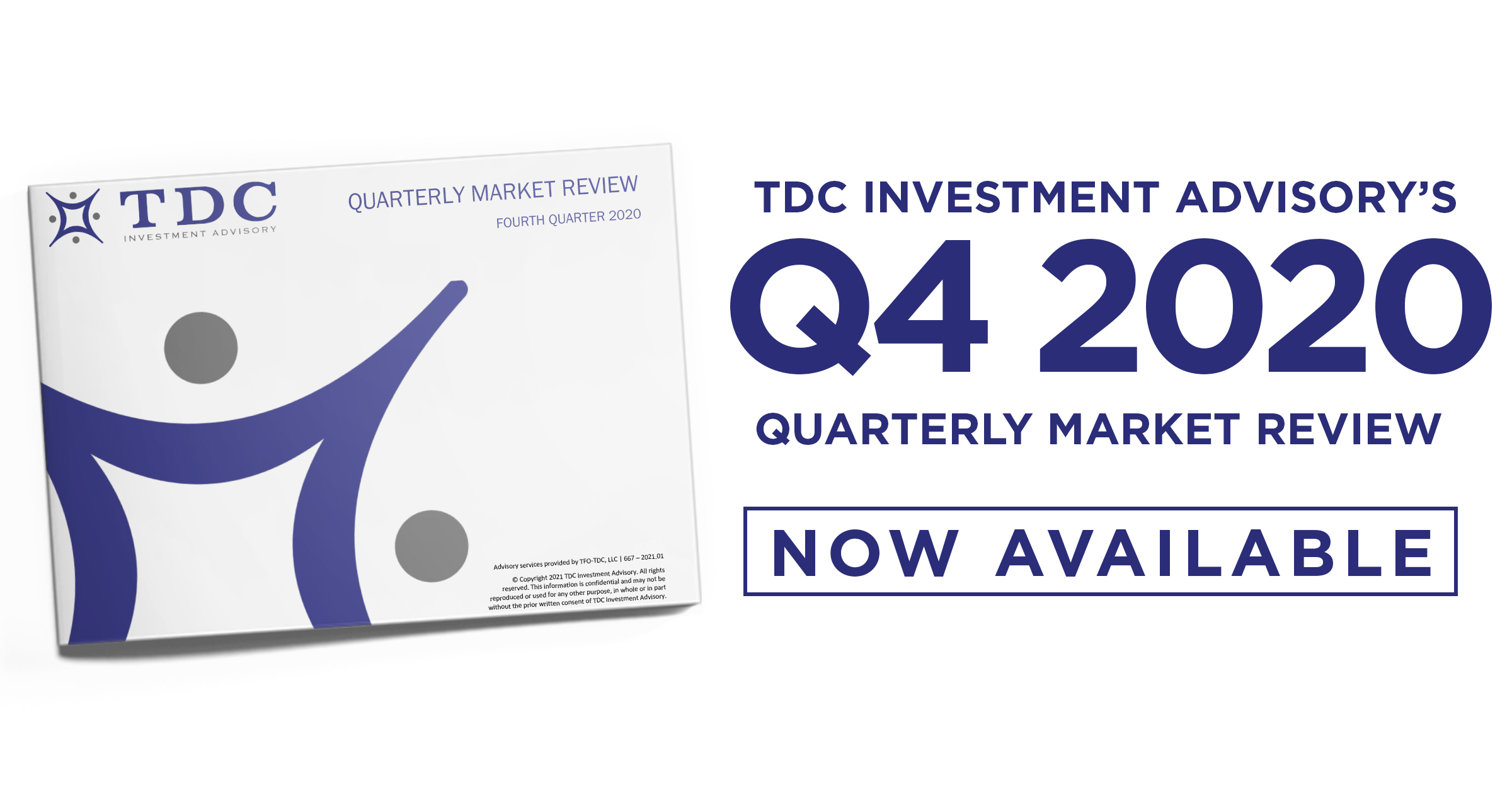 TDC's Quarterly Market Review for Q4 2020 is Now Available